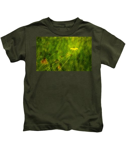The Last Black-eyed Susan Kids T-Shirt