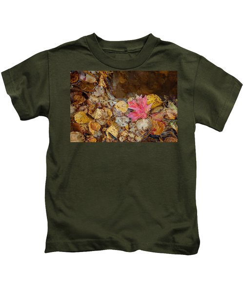 The Last Leaf Kids T-Shirt
