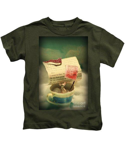 The Little Dreamer Kids T-Shirt