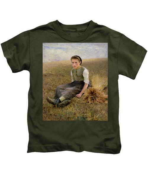 The Little Gleaner Kids T-Shirt