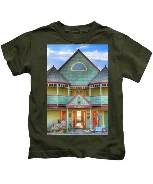 The Lobby Entrance Kids T-Shirt