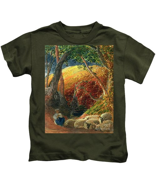 The Magic Apple Tree Kids T-Shirt
