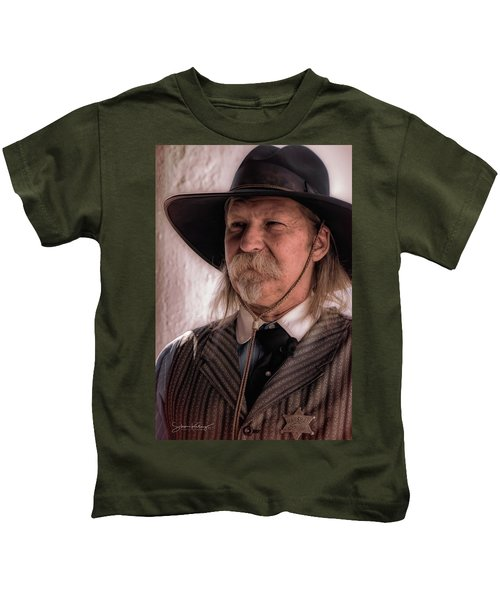 The Marshal Kids T-Shirt