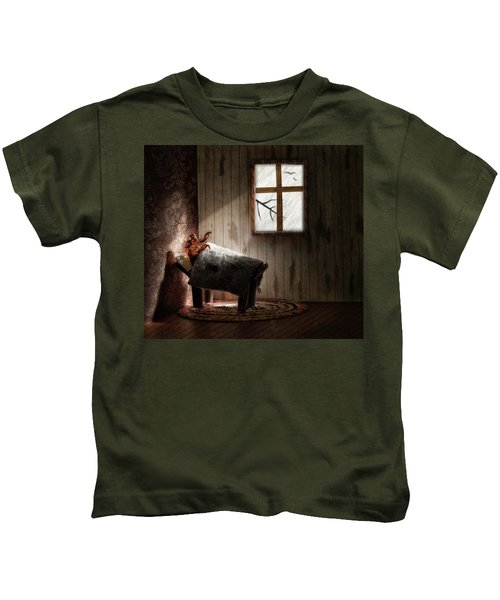 The Metamorphosis Redux Kids T-Shirt