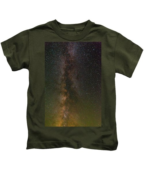 The Milky Way Kids T-Shirt