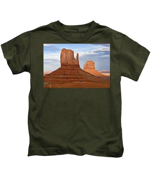 The Mittens Kids T-Shirt