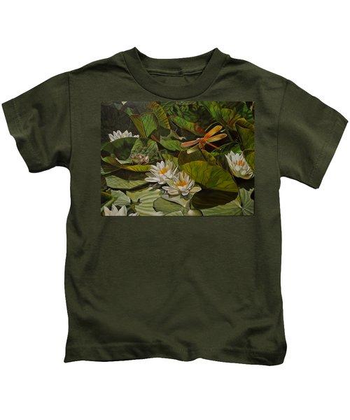 The Morning Symphony Kids T-Shirt