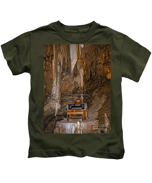 The Music Of The Ages Kids T-Shirt
