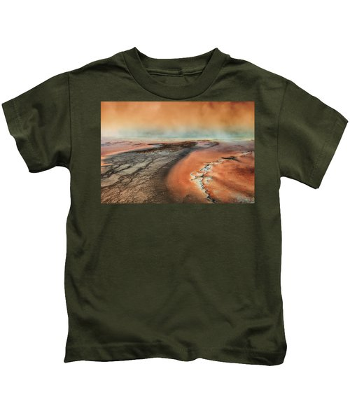 The Mysterious Force Kids T-Shirt