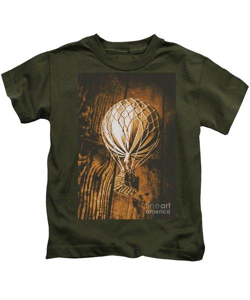 The Old Airship Kids T-Shirt