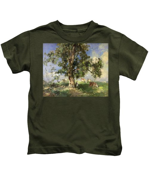 The Old Ash Tree Kids T-Shirt