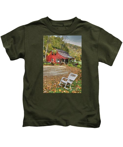 The Old Country Store Kids T-Shirt