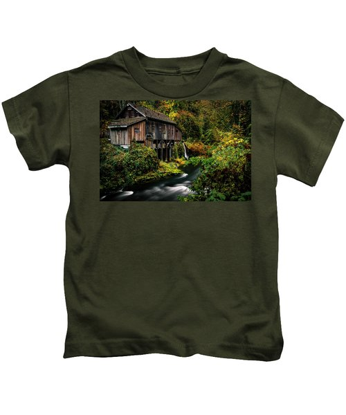 The Old Flour Mill Kids T-Shirt