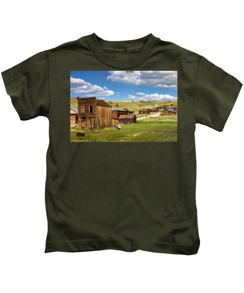 The Old Hotel Kids T-Shirt