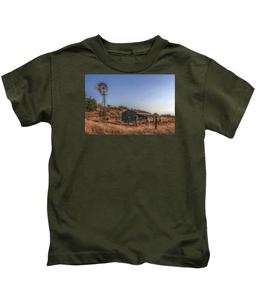 The Old Windmill Kids T-Shirt
