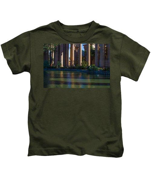The Palace Pond Kids T-Shirt