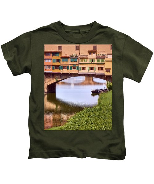 The Perfect Place To Park Your Boat Kids T-Shirt