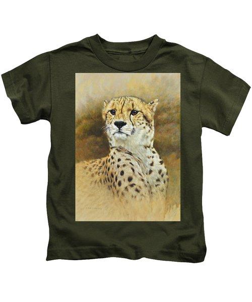 The Prince - Cheetah Kids T-Shirt
