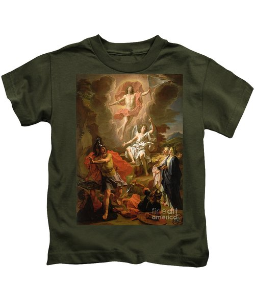 The Resurrection Of Christ Kids T-Shirt