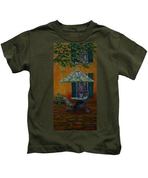 The Routine Kids T-Shirt