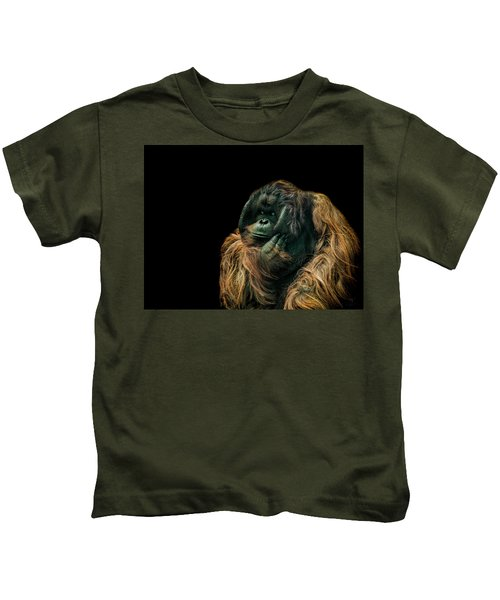 The Sceptic Kids T-Shirt by Paul Neville