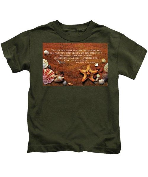 The Sea's Reward 2016 Kids T-Shirt