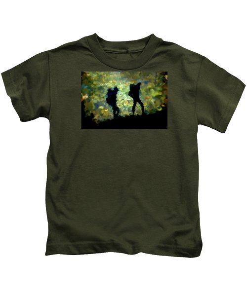 The Shadowalkers Kids T-Shirt