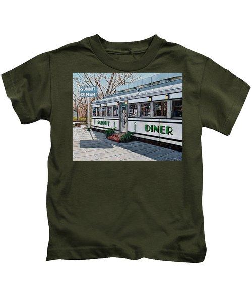 The Summit Diner Kids T-Shirt