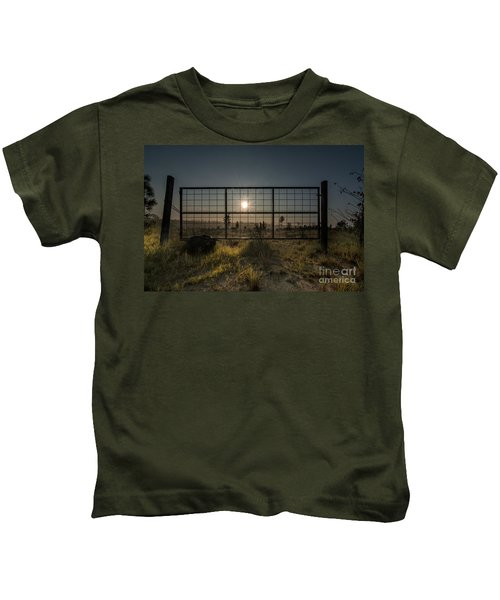 The Sun Is Free Kids T-Shirt