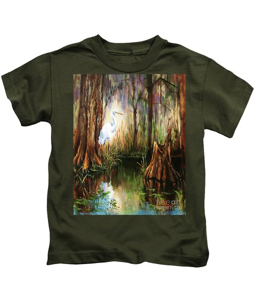 The Surveyor Kids T-Shirt