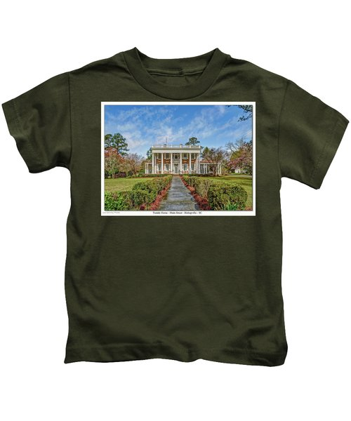 The Tisdale Manor Kids T-Shirt