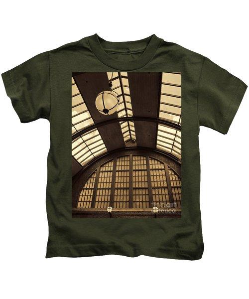 The Train Station Kids T-Shirt