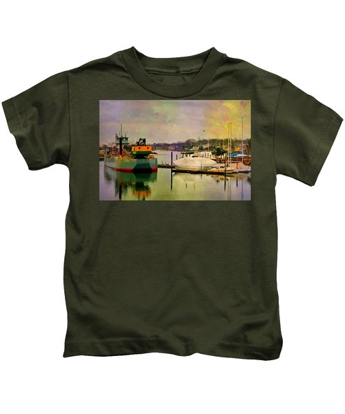 The Tug Boat Kids T-Shirt