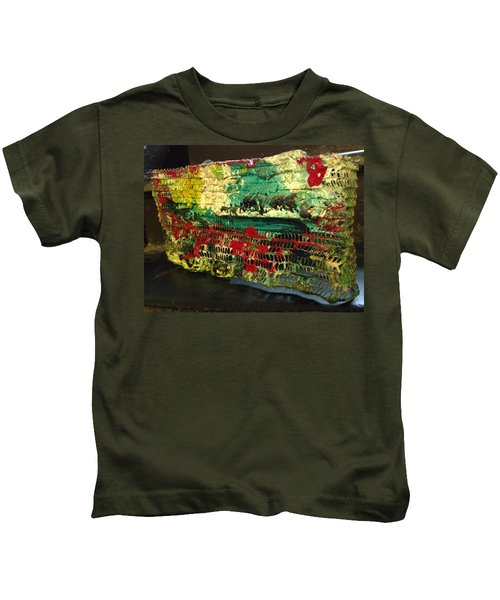 The Wall Proposed Kids T-Shirt
