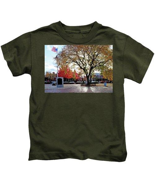 The Washington Elm Kids T-Shirt