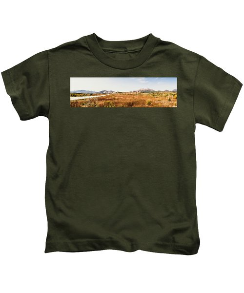The Wide West Kids T-Shirt
