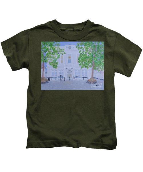 The Willis Museum Basingstoke Kids T-Shirt