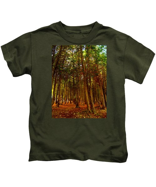 The Woods Kids T-Shirt