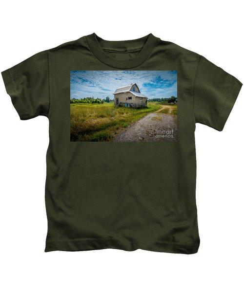 Three Bachelors Kids T-Shirt