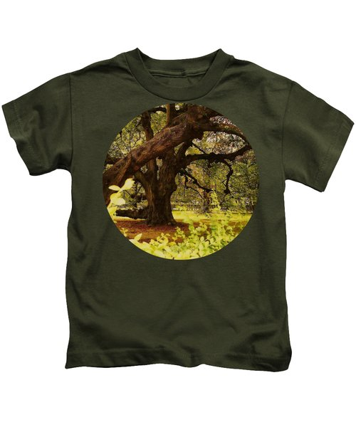 Through The Ages Kids T-Shirt