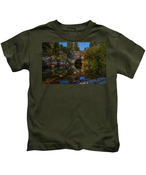 Through The Archway - 1 Kids T-Shirt
