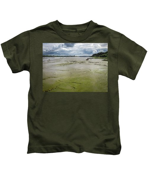 Tide Is Out  Kids T-Shirt