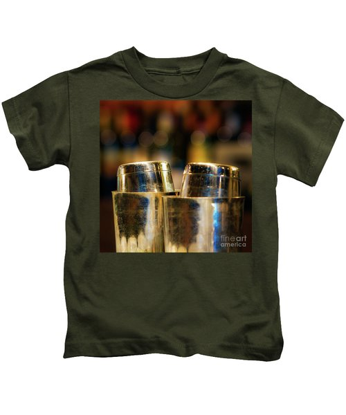 Time For A Cocktail Kids T-Shirt