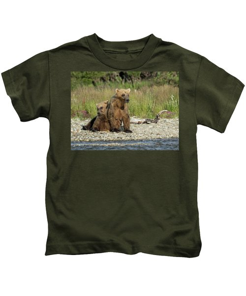 Time For A Nap Kids T-Shirt