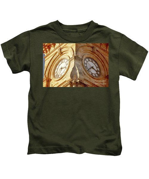 Time On My Side Kids T-Shirt