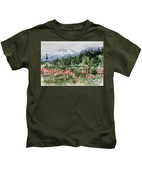 Time To Go Home Kids T-Shirt