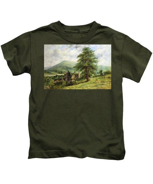 Tintern Abbey  Kids T-Shirt