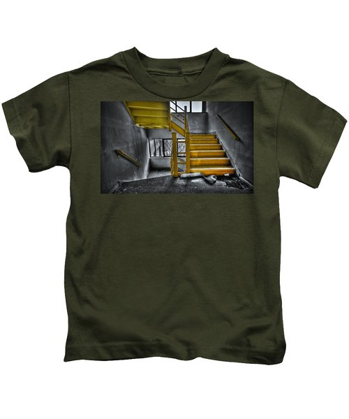 To The Higher Ground Kids T-Shirt
