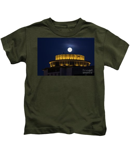 Top Of The Capstone Kids T-Shirt