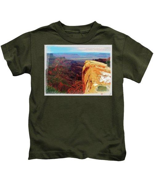 Top Of The World Kids T-Shirt
